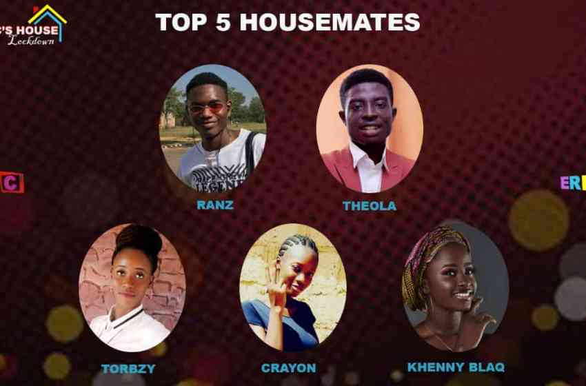 5 Last Standing housemates ready for Grand finale