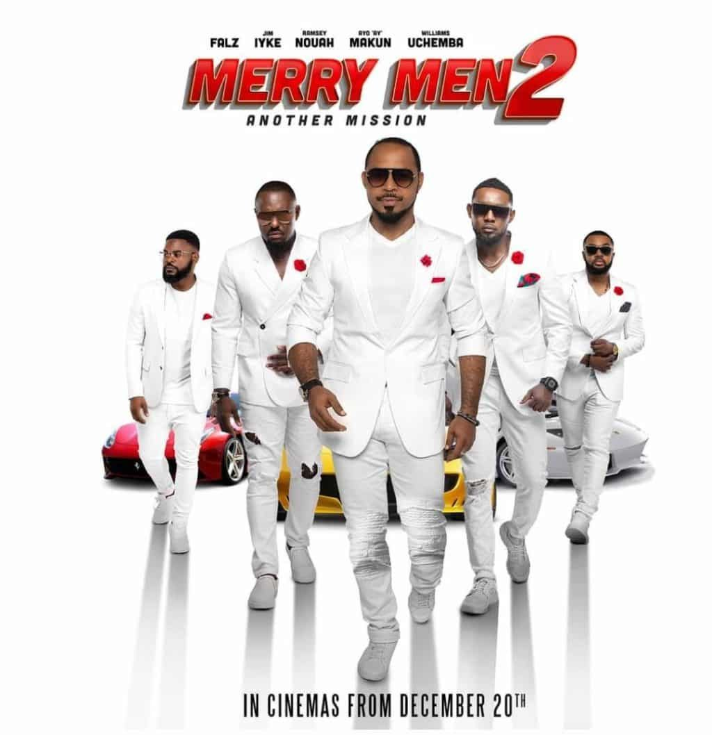 Merry Men 2: Another Mission – Nollywood Movie