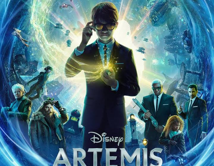 [Movie] Artemis Fowl 2020