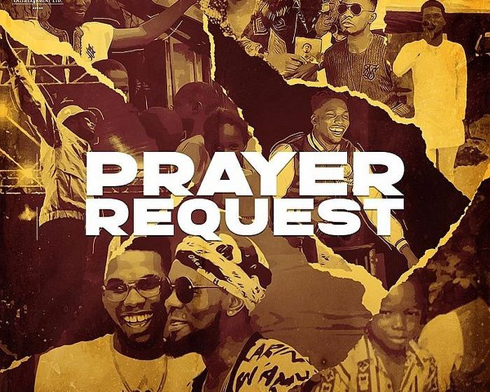 "victor ad ft patoranking – ""Prayer Request"" mp3 download"