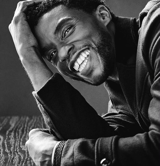 BREAKING!!! Black Panther Actor, Chadwick Boseman Dies At 43[Photos]