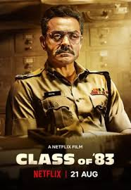 Class of 83 (2020) Full Hindi Movie
