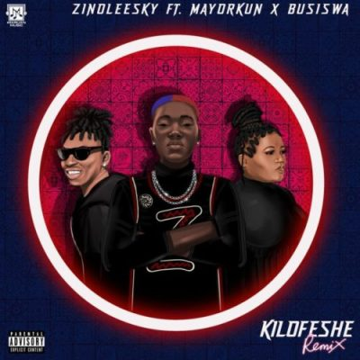 DOWNLOAD Zinoleesky ft Mayorkun & Busiswa – Kilofeshe (Remix)