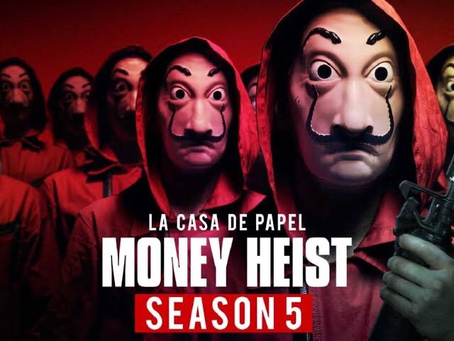 DOWNLOAD Money Heist Complete Season 5