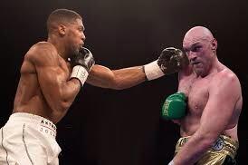 Tyson Fury vs Anthony Joshua fight fixed: See date, venue.