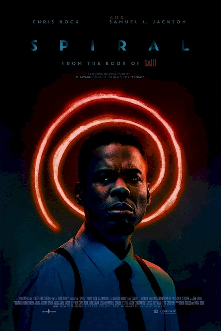 DOWNLOAD MOVIE Spiral: From the Book of Saw (2021)