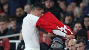Aubameyang Named as Arsenal Captain.