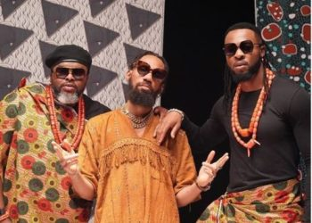 """[VIDEO] Phyno – """"Vibe"""" ft. Flavour."""