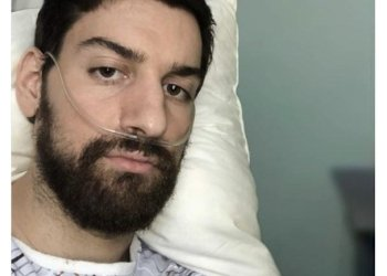 Omg!! Man Donates his Testis for research after Trump impeachment.