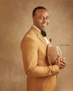Femi Adebayo Celebrates his 41st Birthday - February 4, 2020