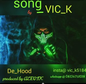 Vic_k - De_Hood [Prod. by Alevik].