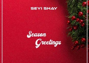 "Seyi Shay - ""Season Greetings""."