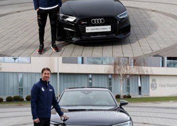 Christmas Gift : Real Madrid Buys cars for all its players
