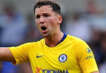 Danny Drinkwater joins Kasimpasa on loan