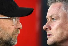 STREAM LIVE: Liverpool vs. Manchester United
