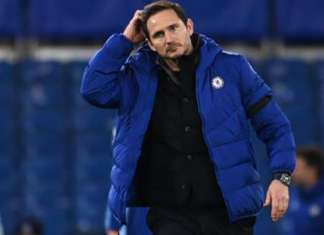 Chelsea Sacks Coach 'Frank Lampard'