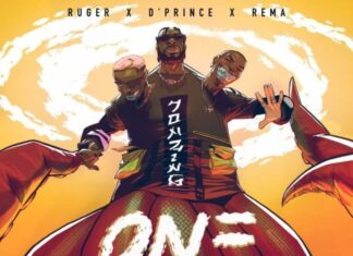 Ruger 'One Shirt' Ft. Rema, D'Prince