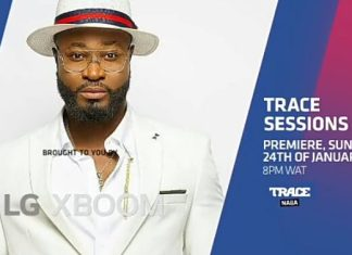Harrysong features in the new episode of Trace Sessions
