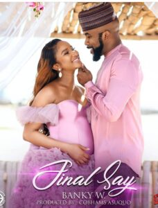 Banky W reveals reasons behind sons name