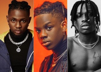 Between Omah lay, Rema And Fireboy - Who Has The Potential To Win A Grammy?