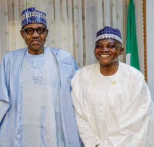 Presidency describes reported Aso Rock fire incident as fake news