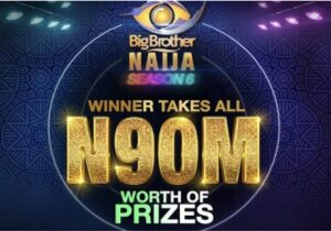 MultiChoice Announces N90m Grand Prize For BBNaija Season 6, Highest So Far!!!