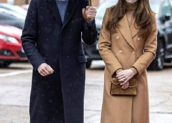 Prince Williams and Kate Middleton