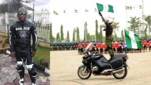 President Muhammadu Buhari has lost one of his police outriders, Inspector Aminu Salisu.