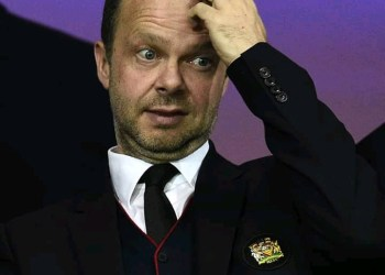 Ed Woodward Resigns as Vice-chairman at Manchester United