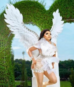 """""""Join This Cross Dressing Business, There's Money In It"""" - Bobrisky Advises Broke Men"""