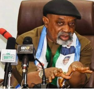 Ngige Threatens Striking Doctors With No-Work, No-Pay Policy - See Reasons