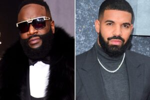 Drake and Rick Ross Collaborating On New Joint Album?