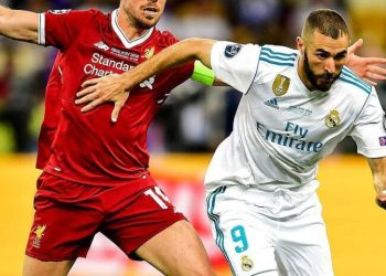Previous match: Real Madrid vs Liverpool'