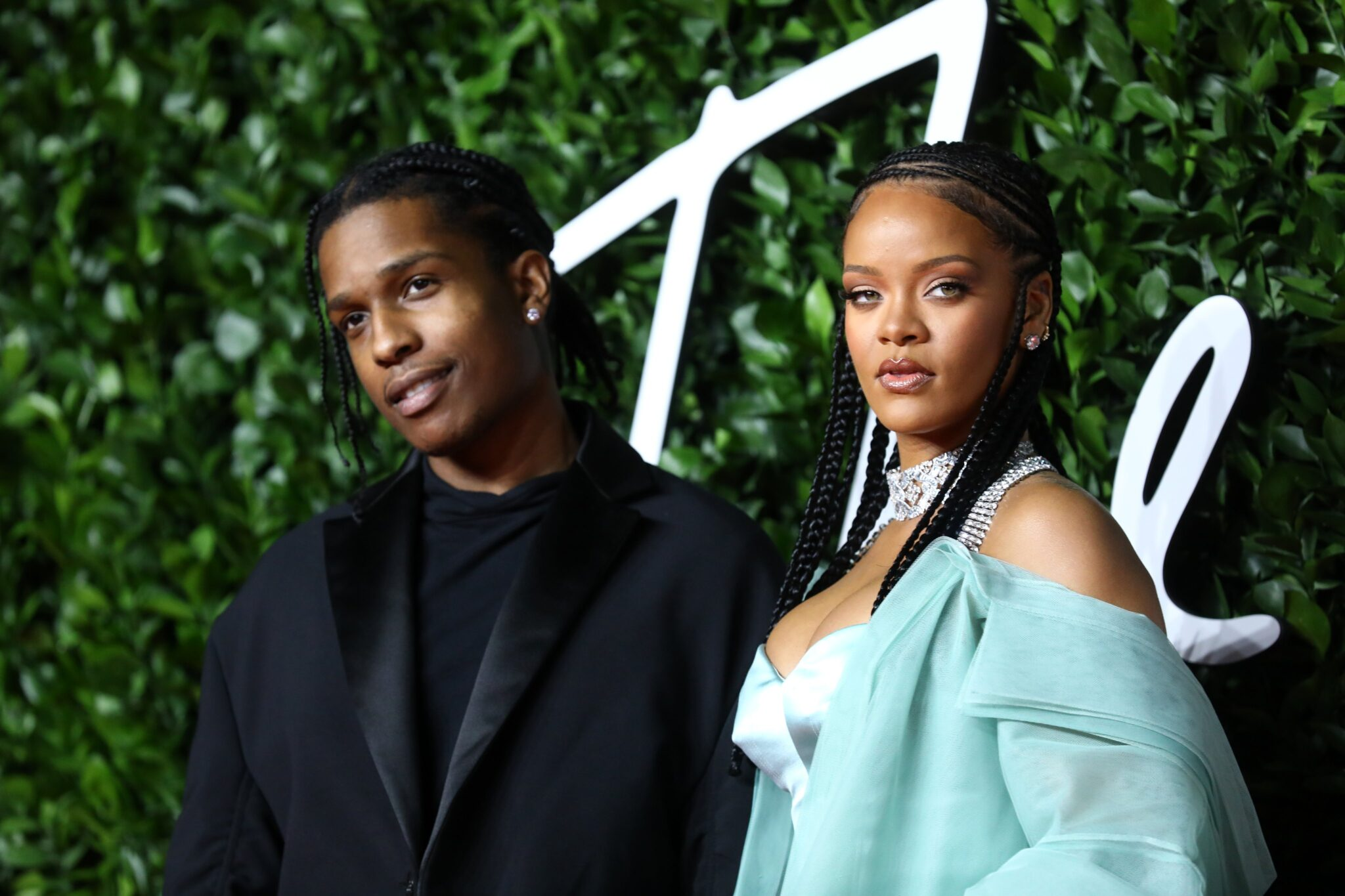 When You know, You Know, She's the one!, Rapper, Rapper, ASAP Rocky confirms dating Rihanna.