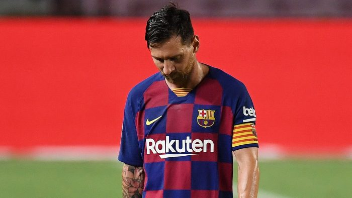 Barcelona Confirms Messi's Last Game
