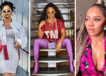 """""""It's Disgusting When People Ask When Am I Getting Married"""", Says Toke Makinwa"""
