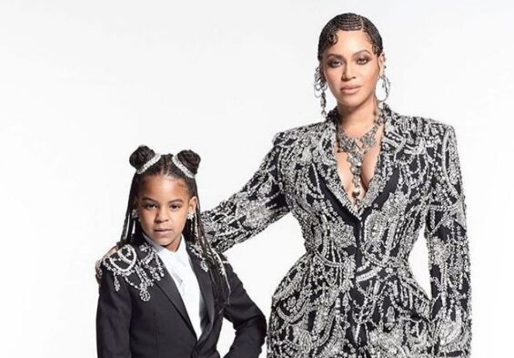 9-year-old Blue Ivy Carter Named Richest Kid, Worth $500million