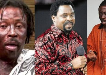 VIDEO: I Killed TB Joshua In A Spiritual Battle, Ghanian Traditionalist Voices Out