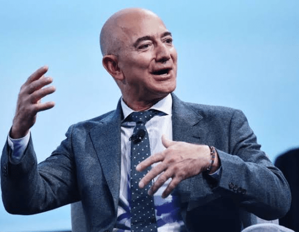 Thousands Sign Petition To Stop Jeff Bezos From Returning To Earth
