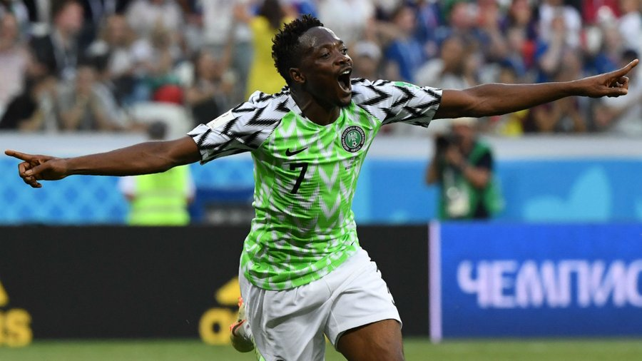 Ahmed Musa To Complete Turkish Move From Kano Pillars