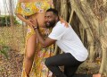BBNaija Couples Khafi and Gedoni Expects Their First Child in lovely Baby Bump Photos