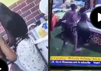VIDEO: Yousef Grabs Liquorose @ss as She twerks on him (+18 only).