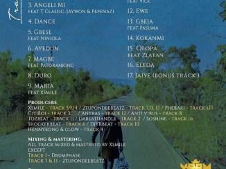 FULL ALBUM: Qdot – Alagbe Album MP3 & ZIP DOWNLOAD