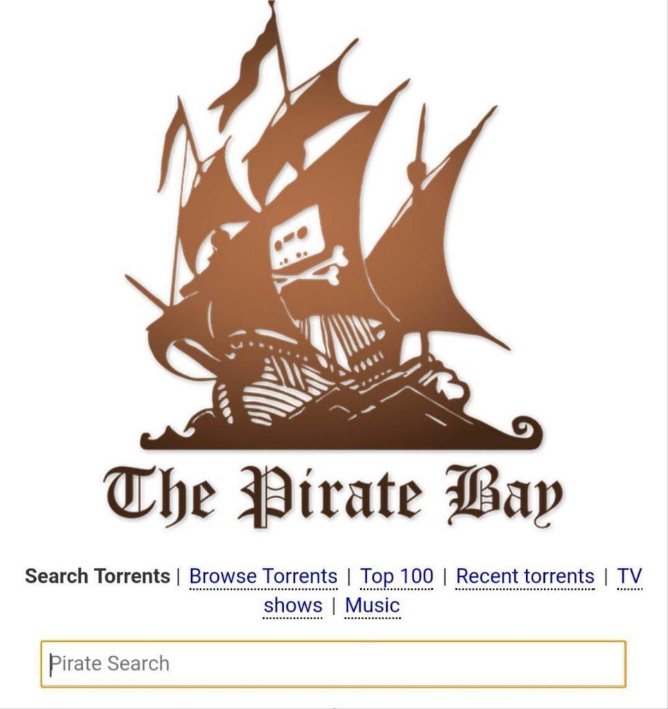 Pirate Bay-Best Kickass Torrent Alternatives