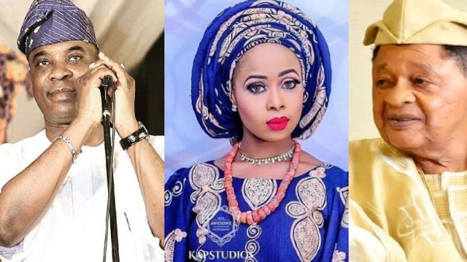 """I didn't confirm K1's adulterous affair with the wife of Alaafin"" -Esabod"