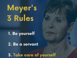 Joyce Meyer Daily Devotional For 4 December 2017