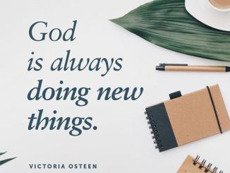 Victoria Osteen Message - What defines you