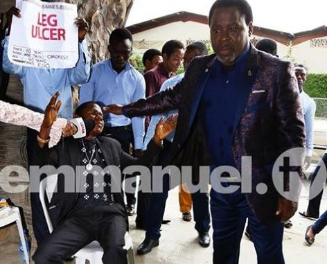 TB Joshua Prayer Request