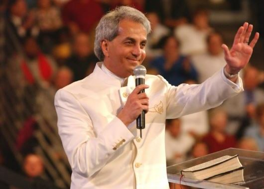 Benny Hinn prayer request