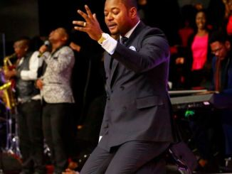 Pastor Alph Lukau